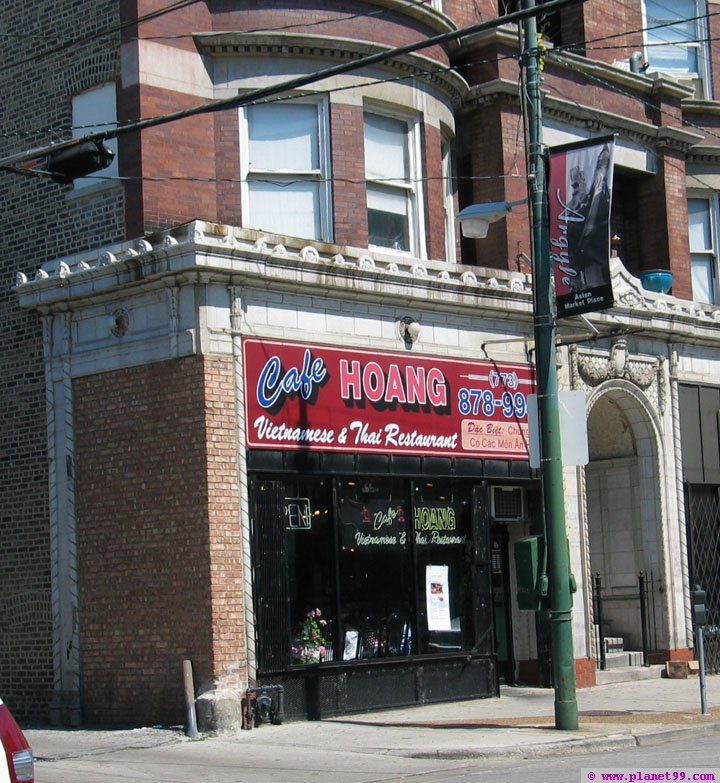 Cafe Hoang , Chicago