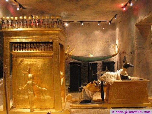 King Tut Museum , Las Vegas