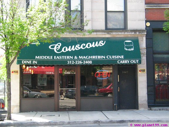 Couscous , Chicago
