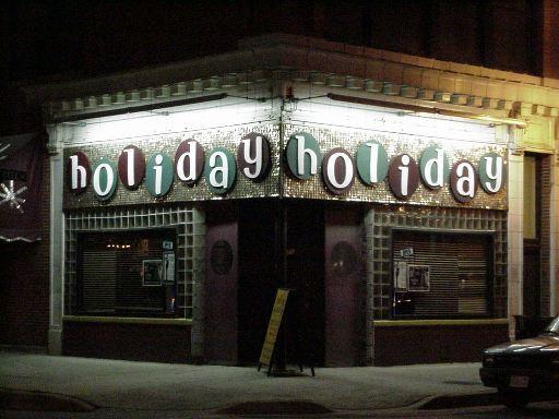 Chicago , Holiday Club