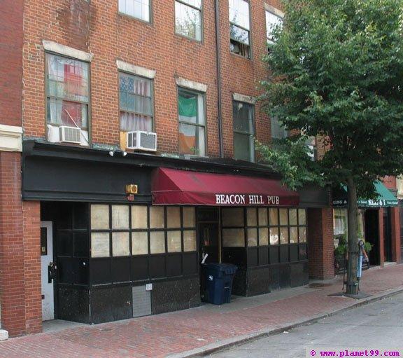 Beacon Hill Pub , Boston