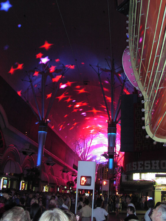 Fremont Street Experience , Las Vegas