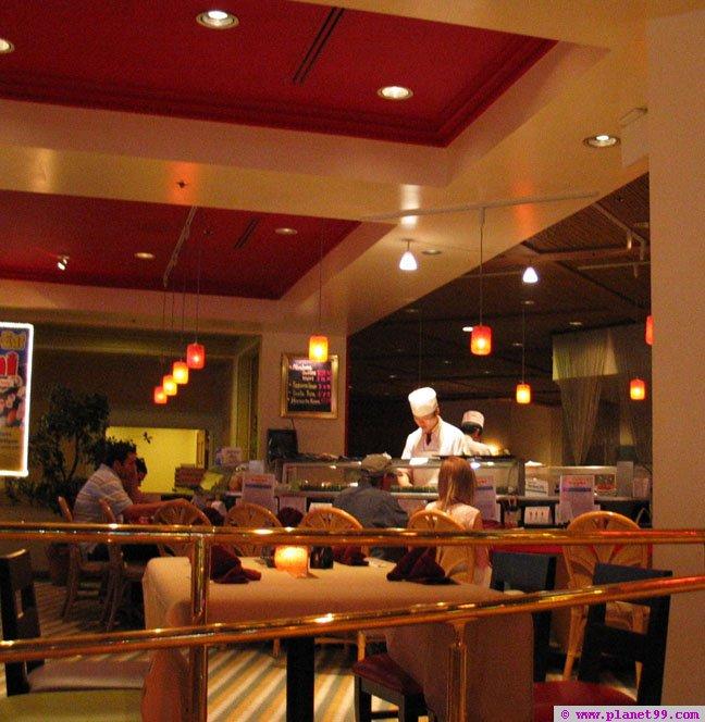 Hamada of Japan , Las Vegas