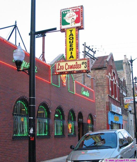 Taqueria Los Comales , Chicago