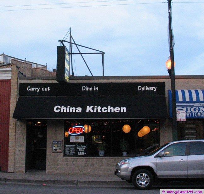 China Kitchen  , Chicago