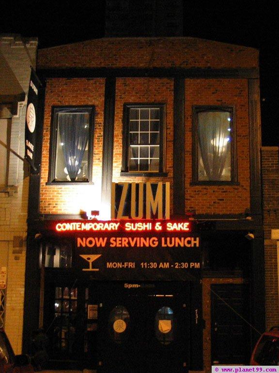 Izumi  , Chicago
