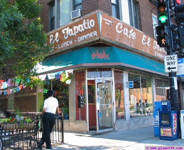 El Tapatio , Chicago