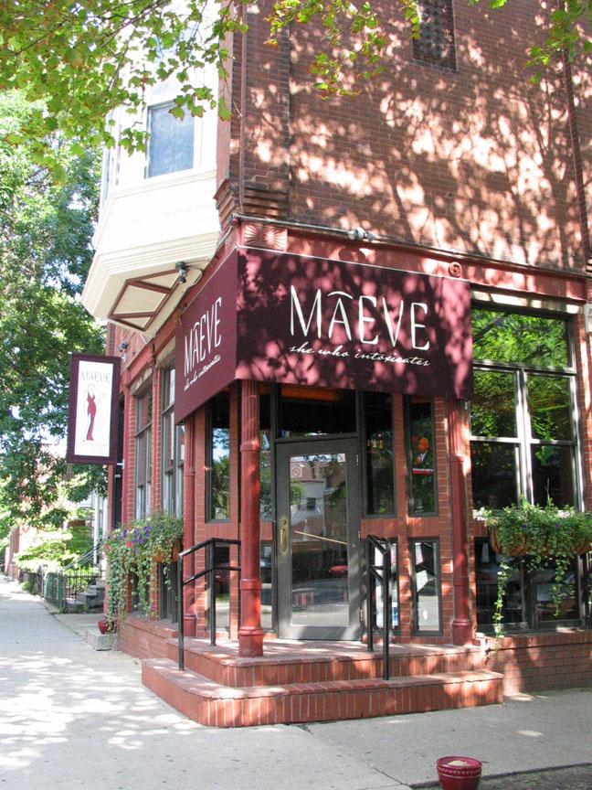 Maeve , Chicago