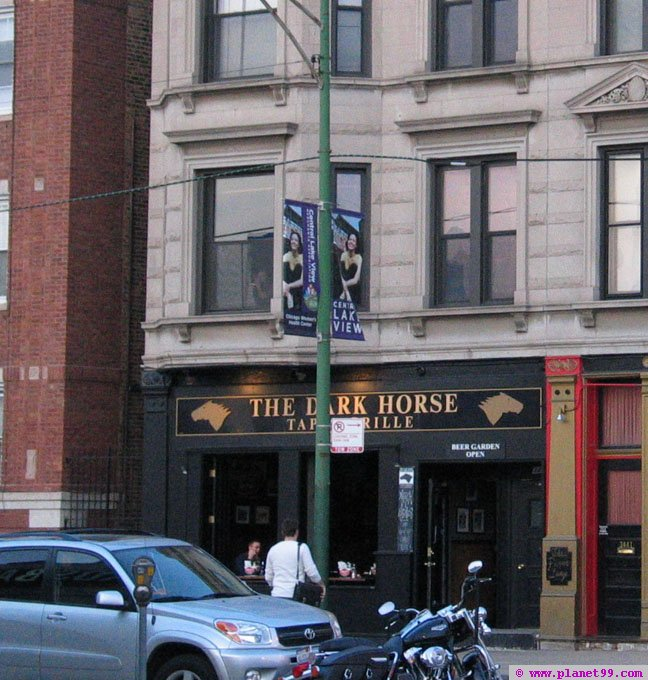 The Dark Horse , Chicago