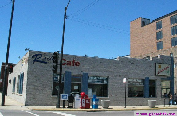 Chicago , Racine Cafe and Lounge