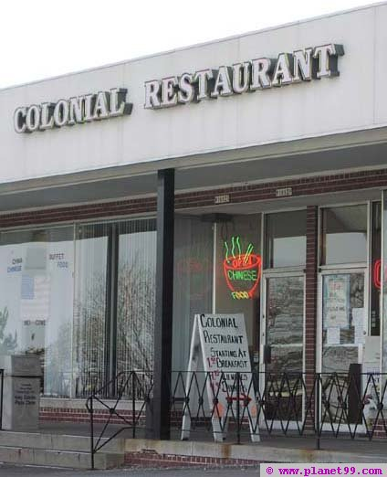 Colonial Restaurant , Menomonee Falls