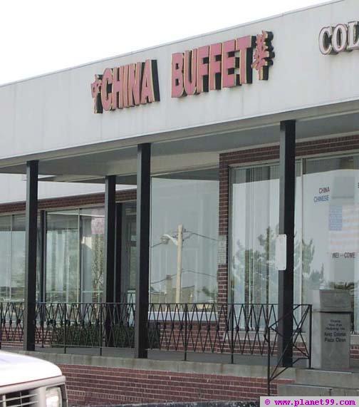 China Buffet , Menomonee Falls