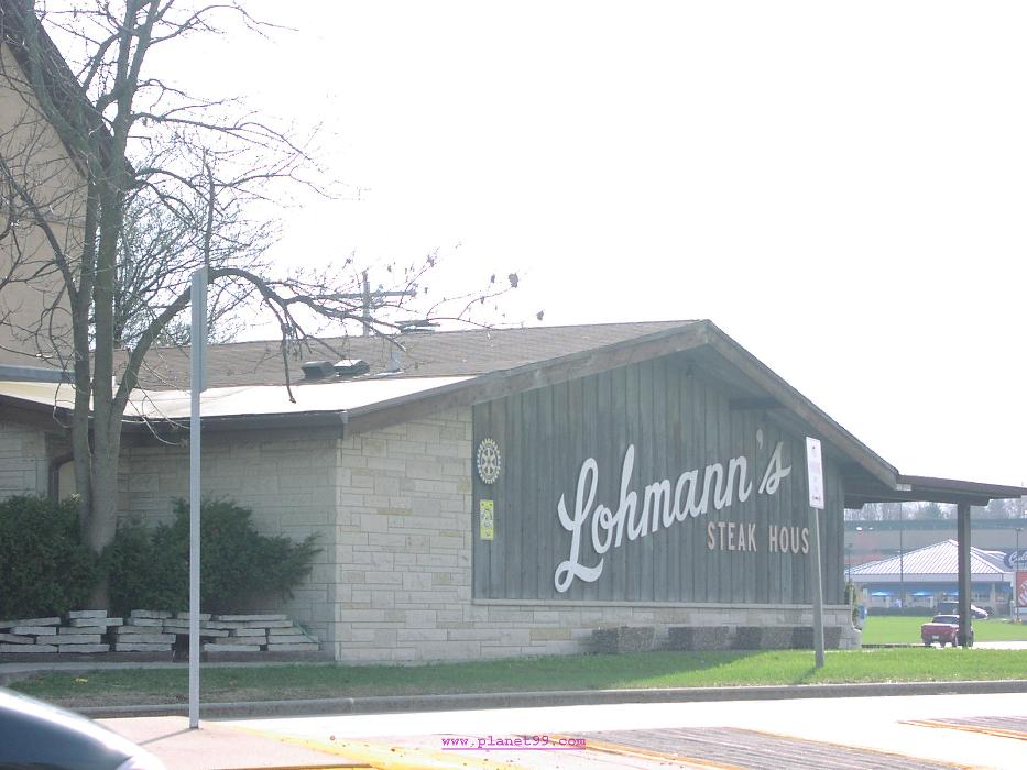 Lohmann's Steak House , Germantown