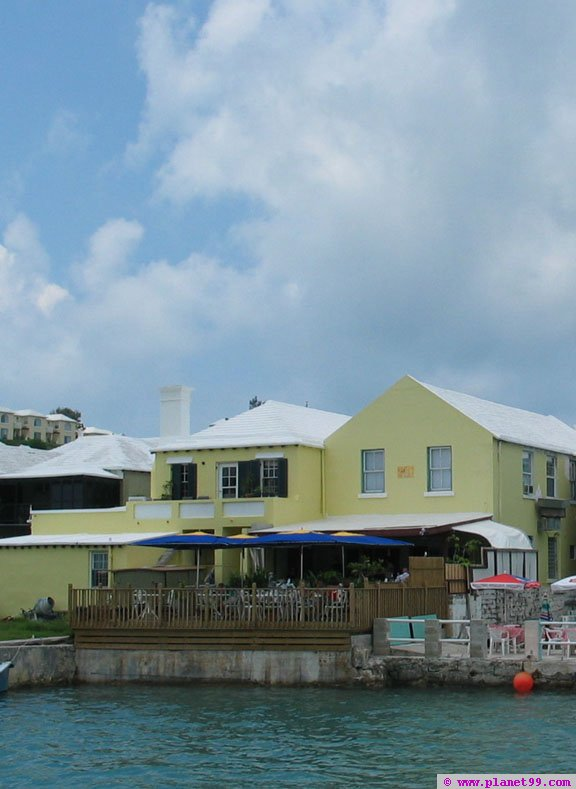 Cafe Gio , St George's, Bermuda