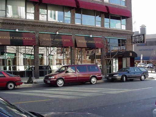 Hubbard Street Grill  , Chicago