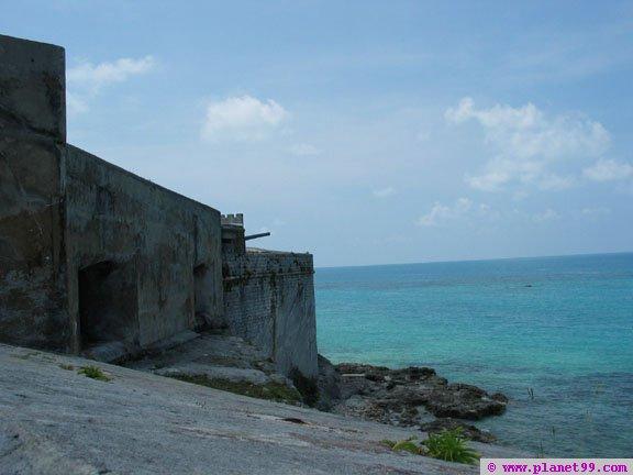 Fort St Catherine , St George's, Bermuda