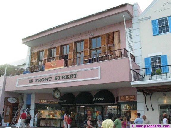 Silk , Hamilton, Bermuda