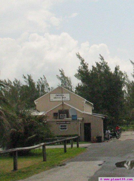 Woody's Drive Inn , Sandys, Bermuda