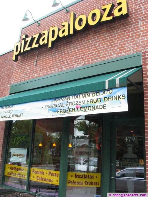 Pizzapalooza , Brookline