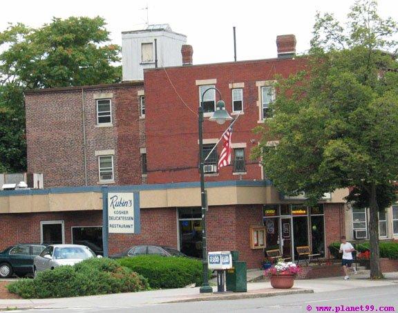 Rubin's , Brookline