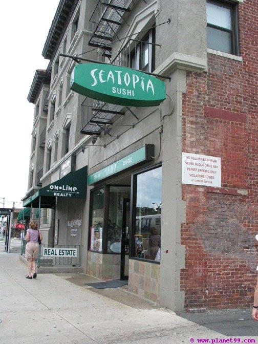 Seatopia , Boston