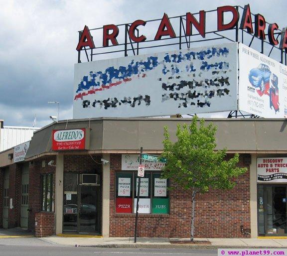 Alfredo's , Allston