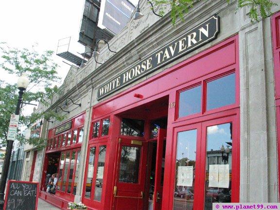 White Horse Tavern , Allston