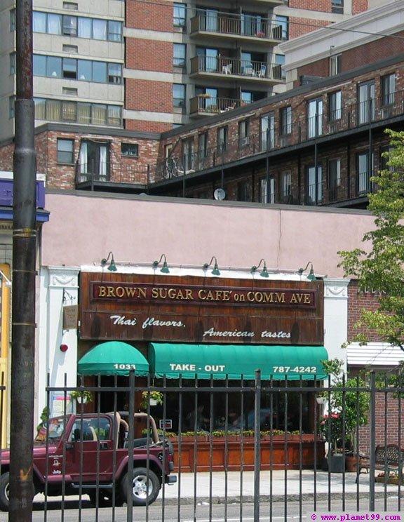 Brown Sugar Cafe , Boston