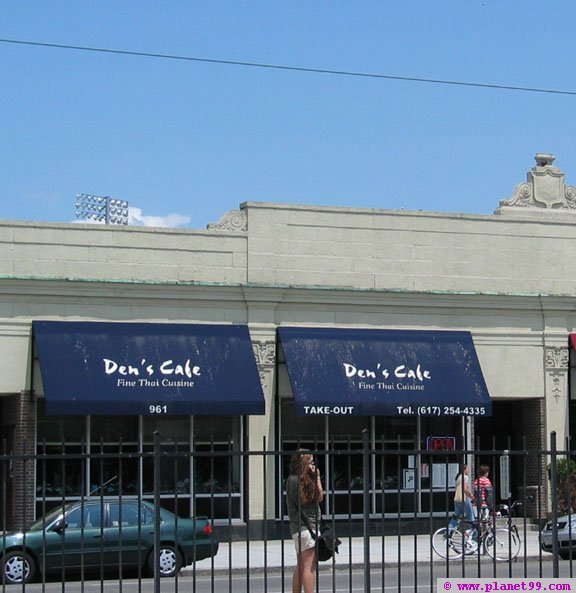 Den's Cafe , Boston