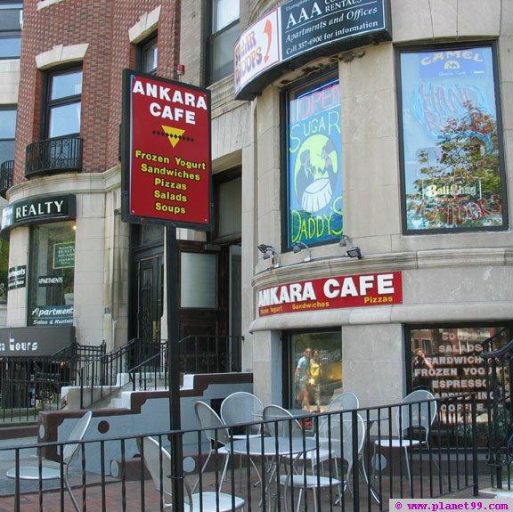 Ankara Cafe , Boston