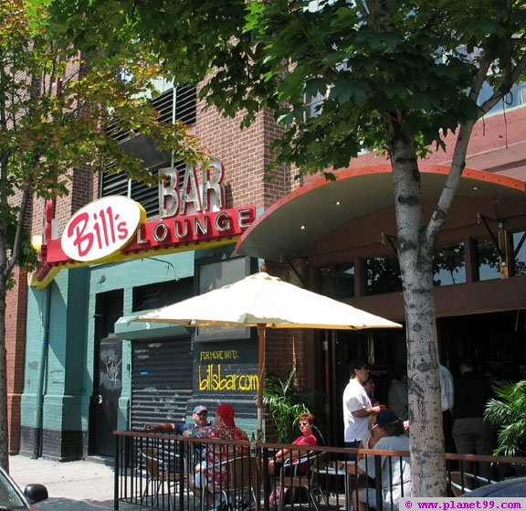 Bill's Bar , Boston