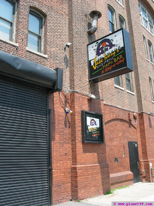Jake Ivory's , Boston