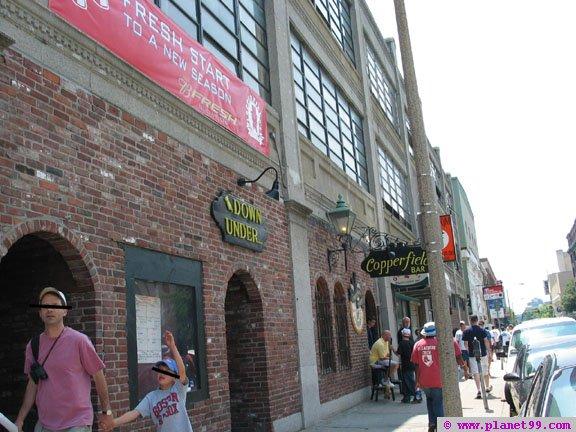 Copperfield's , Boston
