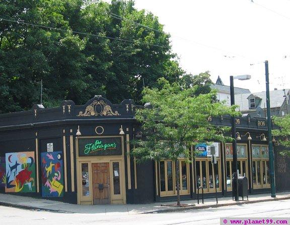 Pat Flanagan's - Closed , Boston