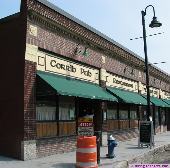 Corrib Pub , West Roxbury