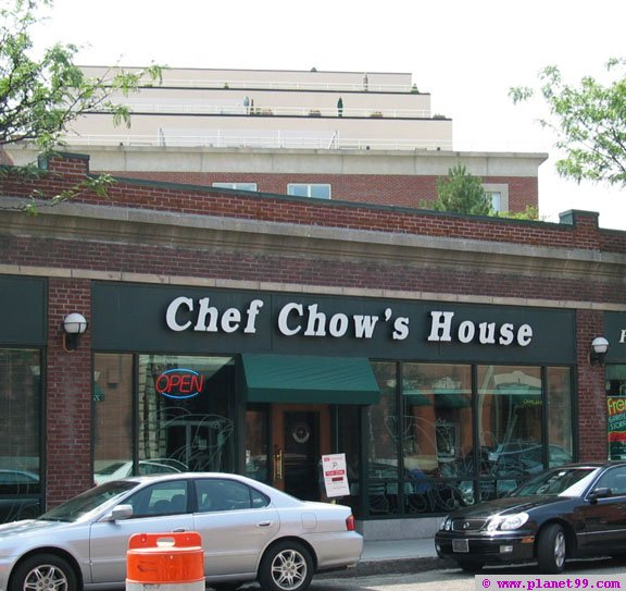 Chef Chow's House , Brookline