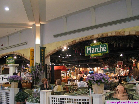 Marche  , Boston