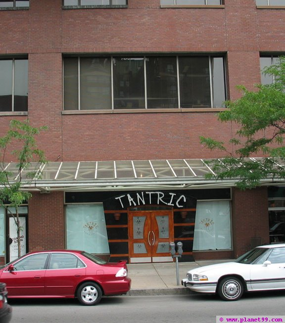 Tantric , Boston