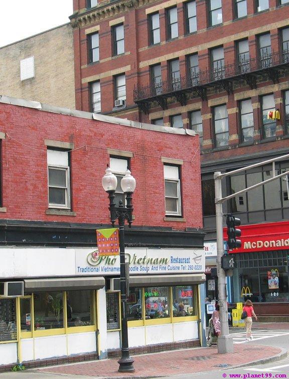 Pho Vietnam , Boston