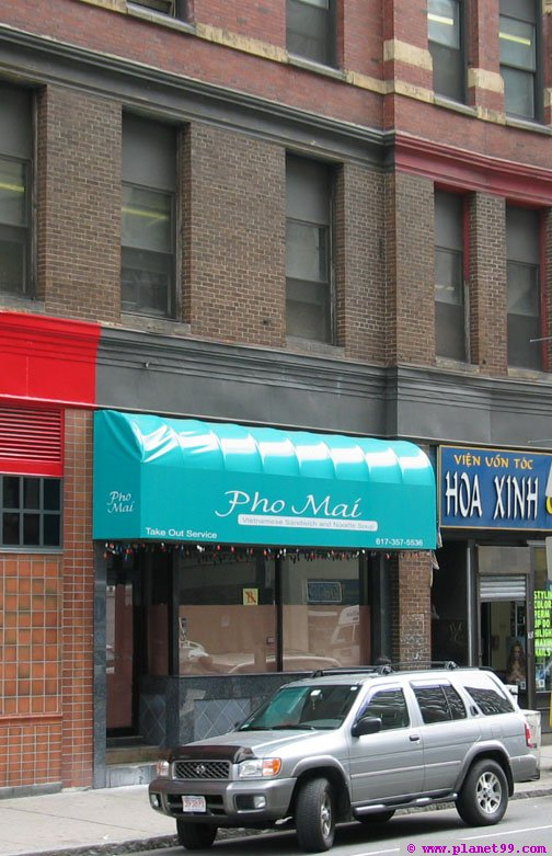 Pho Mai , Boston