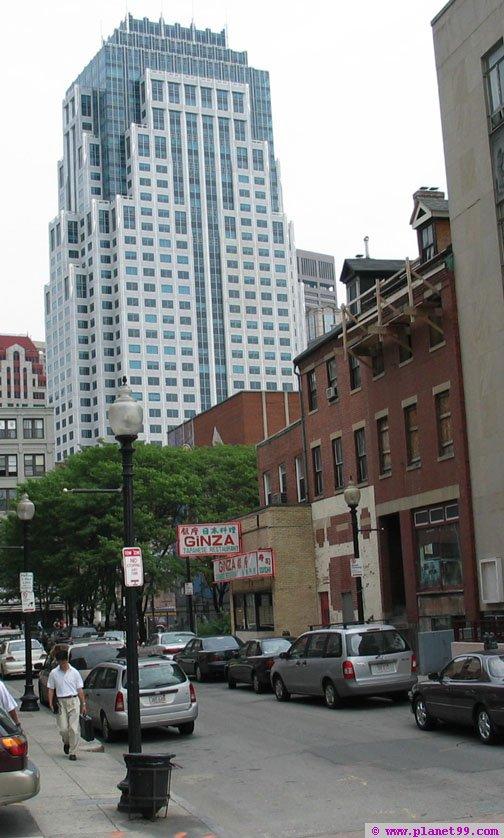 Ginza , Boston
