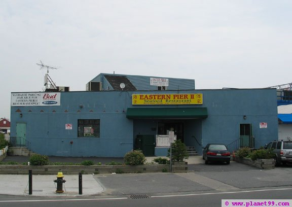 Eastern Pier II , Boston