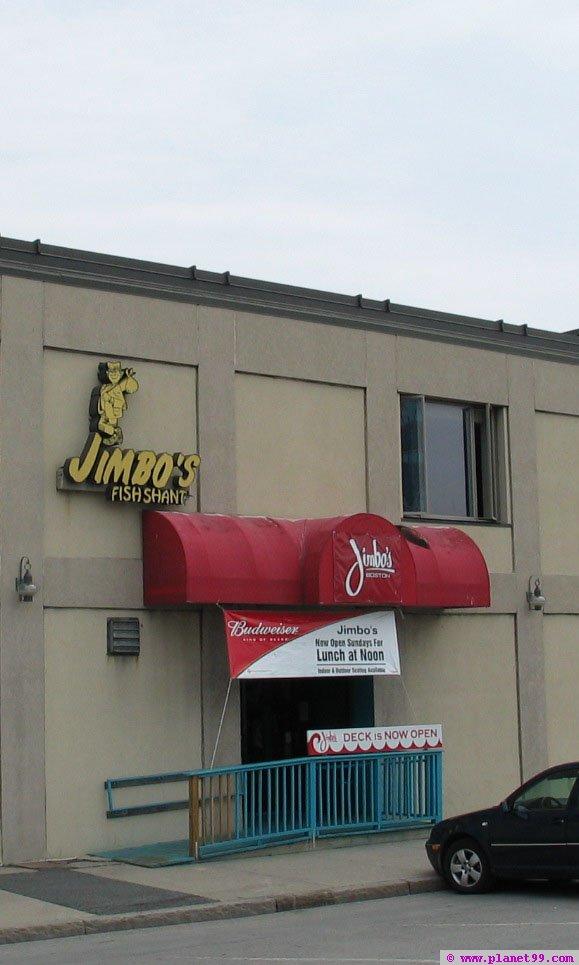 Jimbo's Fish Shanty , Boston