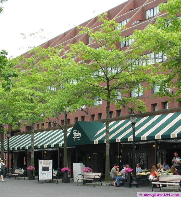 Tia's on the Waterfront , Boston