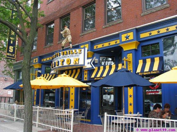 Boston , Sports Grille