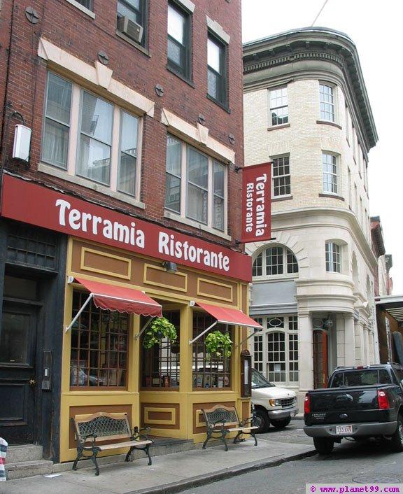 Terramia Ristorante , Boston