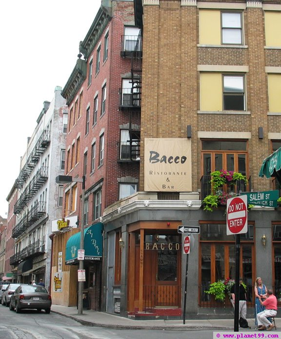 Bacco , Boston