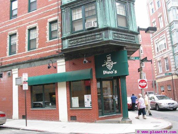 Dino's , Boston