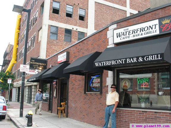 Waterfront Cafe , Boston