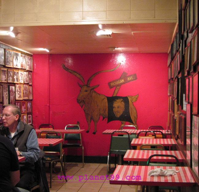 Chicago , Billy Goat Tavern